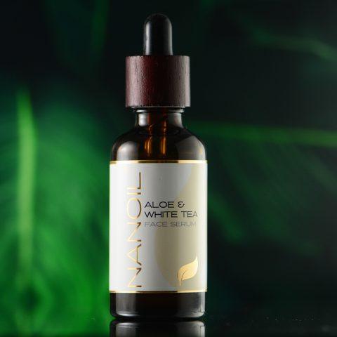 Det bästsäljande Nanoil Aloe & White Tea Face Serum: Recension & effekter